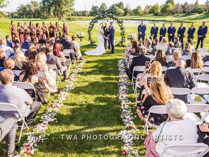 Tmx Ceremony Facing Course 51 15248 158413220270599 Lemont, IL wedding venue