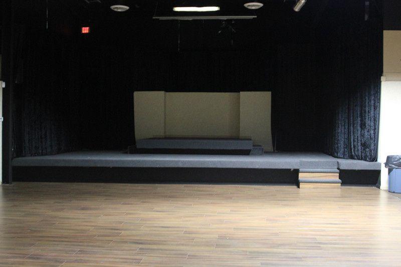 Venue stage