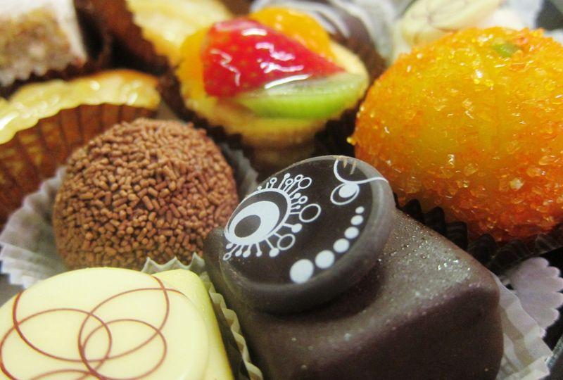 Mozart's European Miniature Pastries