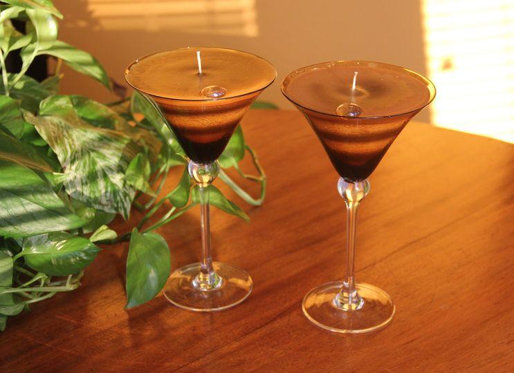 fb leather chocolate martini