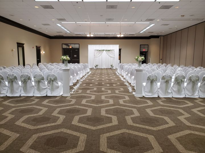Ballroom A Ceremony