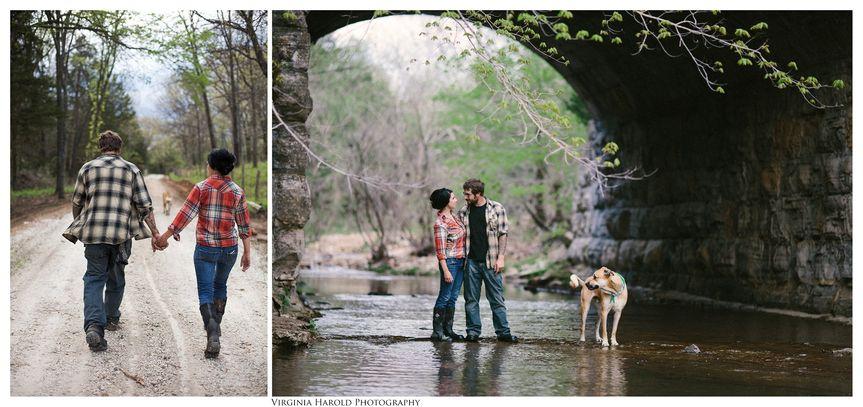 st louis farm engagement wedding photography