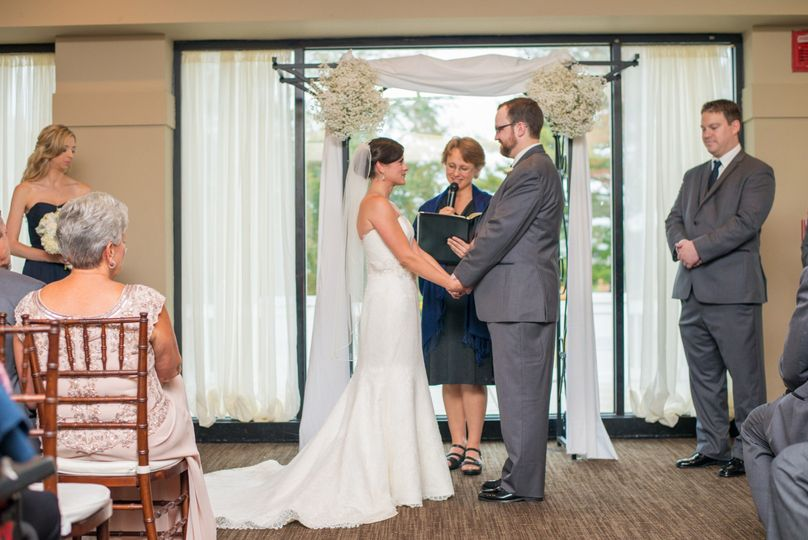 Ipswich Country Club Wedding