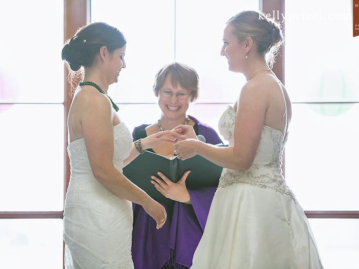 Tmx 1360687155425 20120720HeatherJessica189 Marshfield, Massachusetts wedding officiant