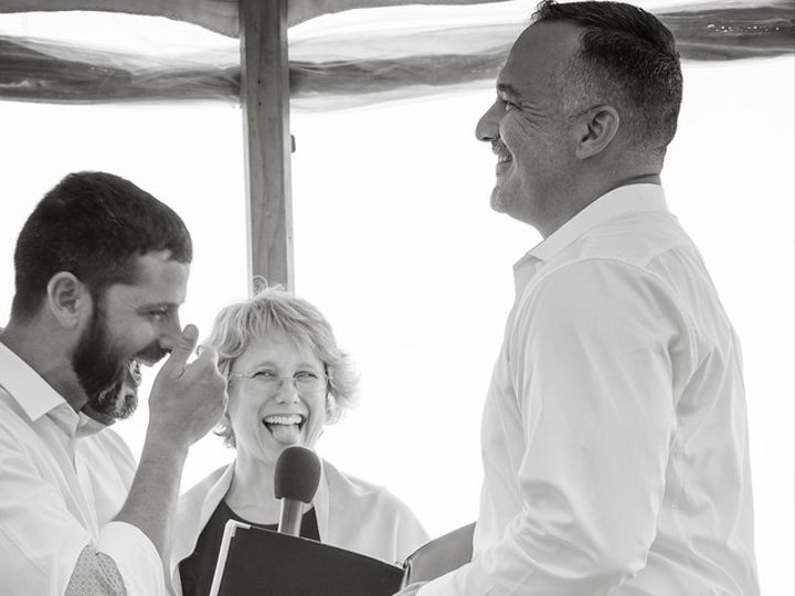 Tmx Scottdarrenlaughs 51 358248 Marshfield, Massachusetts wedding officiant