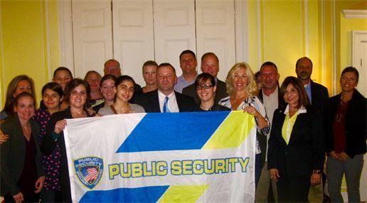 Public Security team