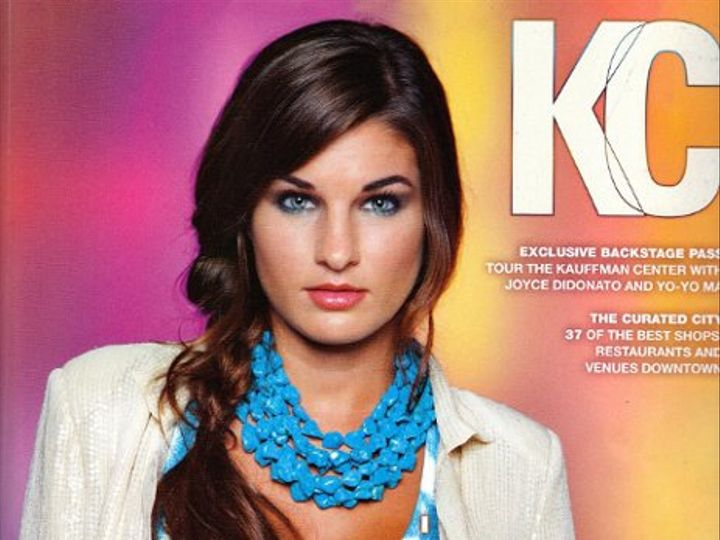 Tmx 1312310839390 Kcmagcover2 Mission wedding beauty
