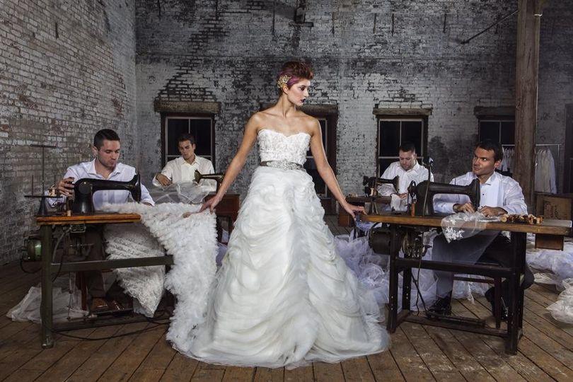 Tiane Novati - Dress & Attire - Albany, NY - WeddingWire