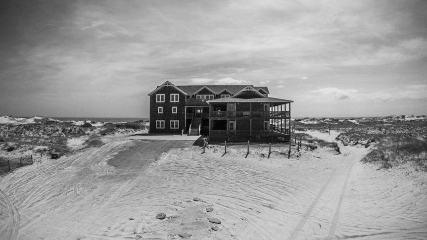 Exterior view of Wild Horse Coastal Estate