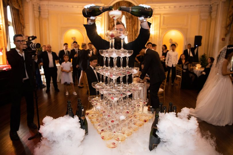 Champagne Tower - MODE Events