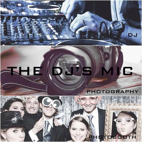 TheDJsMic - DJ, Photography, Photobooth