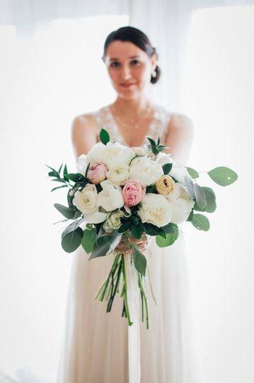 bridall bouquet