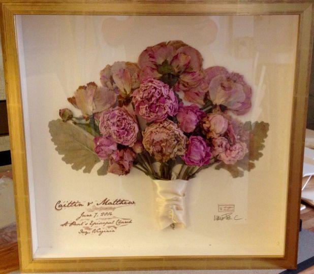 caitlin framed