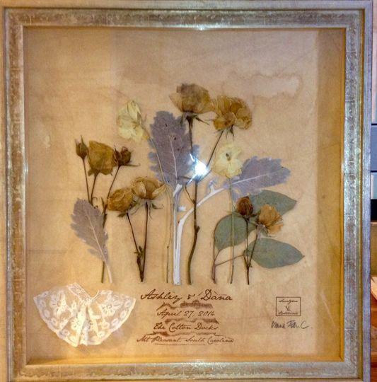 marilyn booth framed