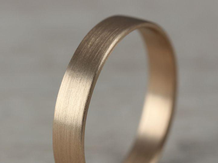 Tmx 1435273642530 4x1mm 10k Yellow Gold 1 Copy Seattle, WA wedding jewelry