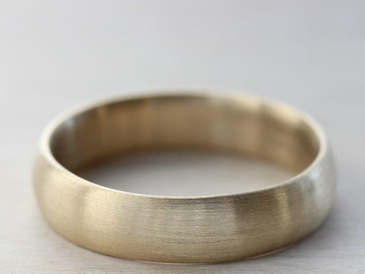 Tmx 1435273763252 5mm Hand Carved Classic 10k Yellow Gold 1 Copy Seattle, WA wedding jewelry