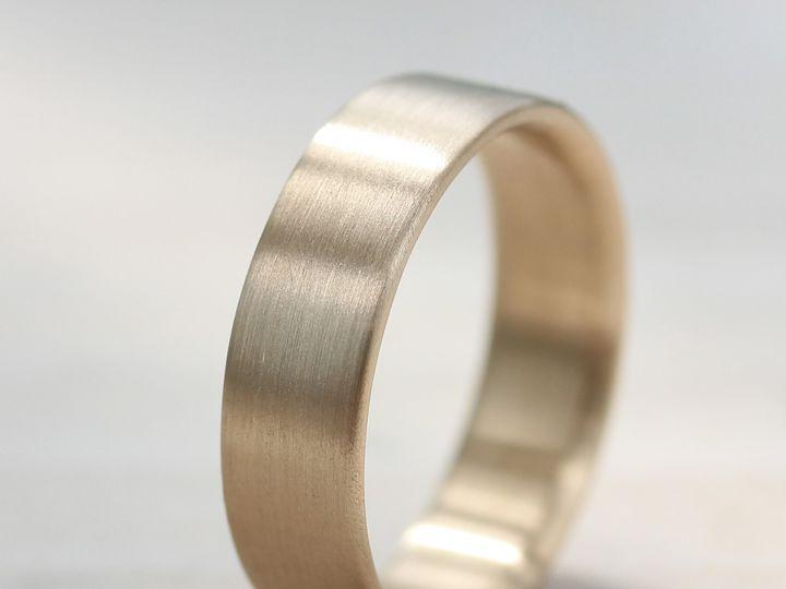 Tmx 1435273888878 6x1.5mm Edgelesss Band 10k Yellow Gold 1 Copy Seattle, WA wedding jewelry