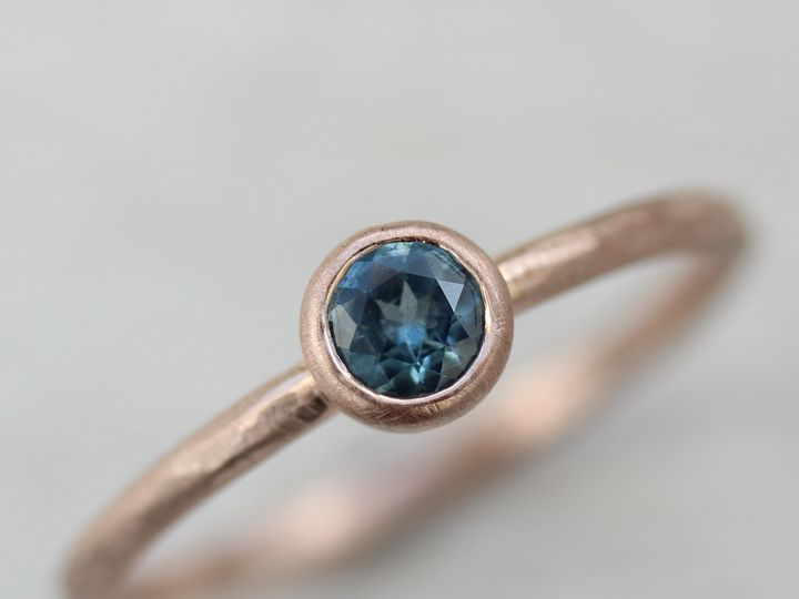 Tmx 1435274081232 14k Rose Gold Malawi Sapphire 1 Copy Seattle, WA wedding jewelry
