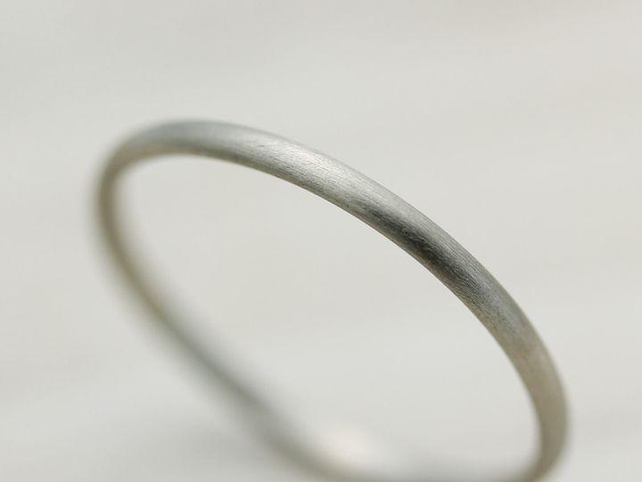 Tmx 1479499186402 1.5mm Classic Band 14k White Gold 1 Seattle, WA wedding jewelry