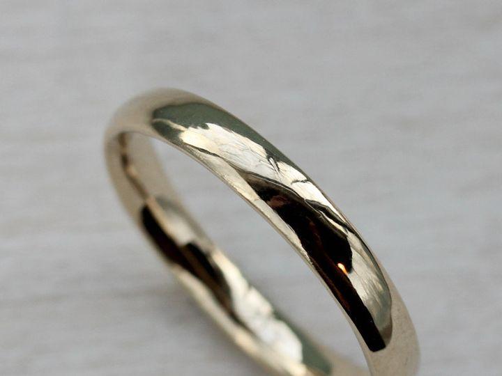 Tmx 1479499252945 3mm Hand Carved Classic 10k Yellow 3 Seattle, WA wedding jewelry