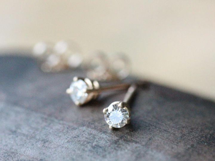 Tmx 1497476188737 New Earrings And Ring Styles 16 Seattle, WA wedding jewelry