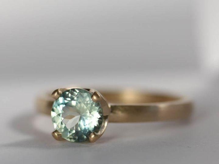 Tmx 6mm Crown Soliaire Light Aqua Malawi Sapphire 1024x1024 51 578348 Seattle, WA wedding jewelry
