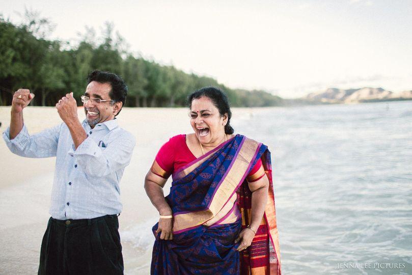 Mom + Dad Celebrate!