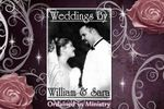 Weddings By William & Sara image