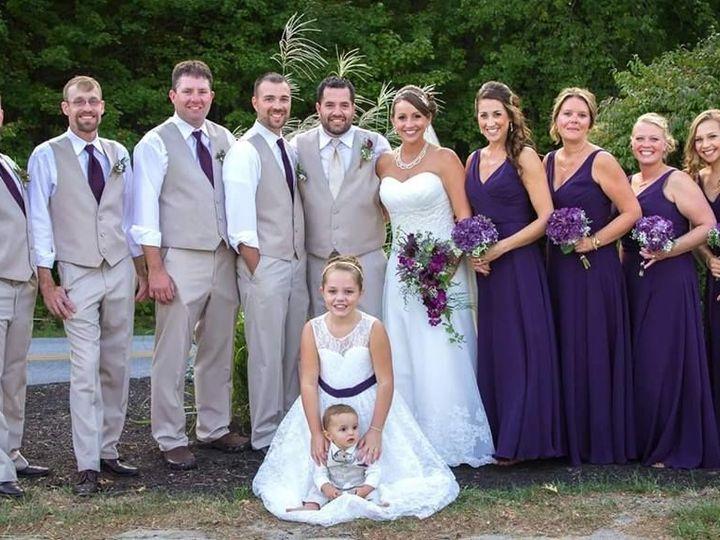 Tmx 1537903797 A1b4ac390883f4b6 1537903795 Ad0ba37a0b59aee9 1537903672373 6 Karen   Marc Rockport, ME wedding dress