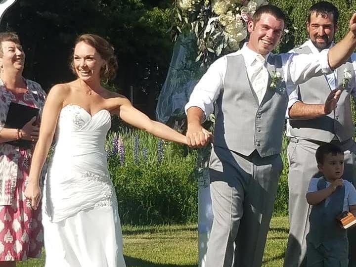 Tmx 1537903799 2832685a5b13a408 1537903797 E96610d8ea19de16 1537903672380 11 Shannyn 2 Rockport, ME wedding dress