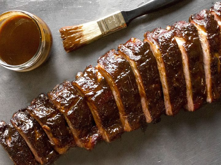 Tmx 1507047711250 Old Blue Bbq Ribs2 Alexandria, District Of Columbia wedding catering