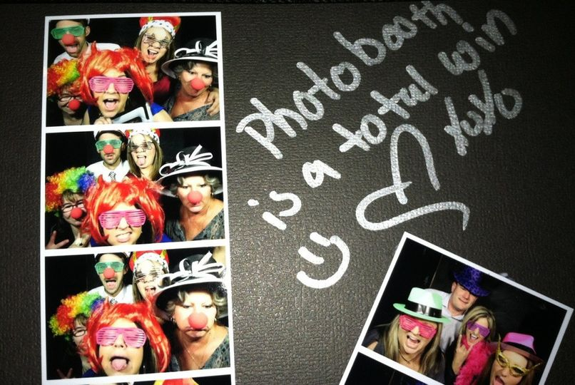 Book your Photo Booth with us!!