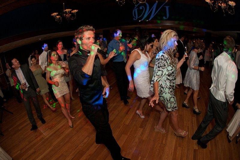 DJ Waylon Leading Dances.
