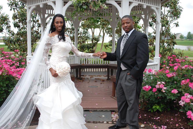 Heritage shores wedding