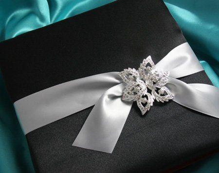 Tmx 1208467044293 FlowerRhinestone Black Wayne wedding invitation