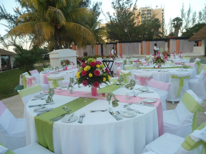 Jakkis Events And Wedding Supplies Planning Montego Bay Ak