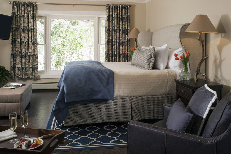 guestrooms bear creek