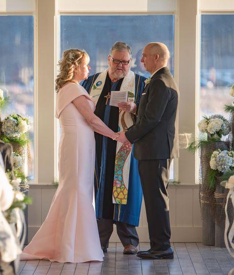 Wedding in Falmouth MA