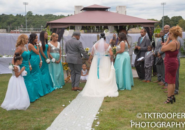 Wedding in Lynn Massachusetts