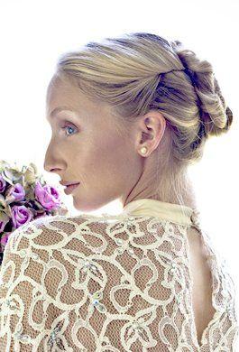 Bride Fashion Model