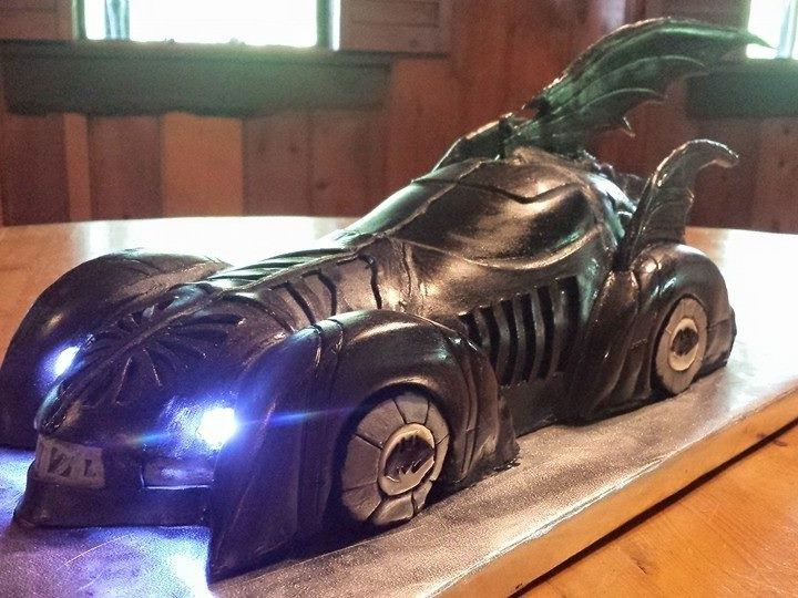 Tmx 1450321554801 Batmobile Richmond wedding cake