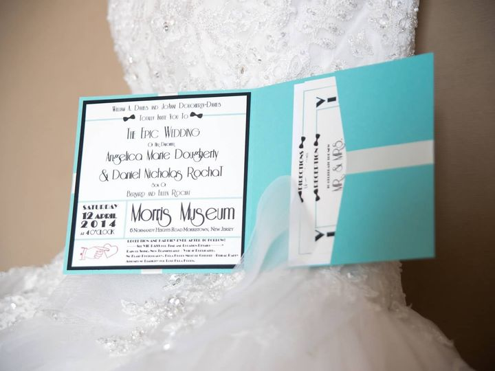 Tmx 1450283276625 0091 Chester, NJ wedding invitation