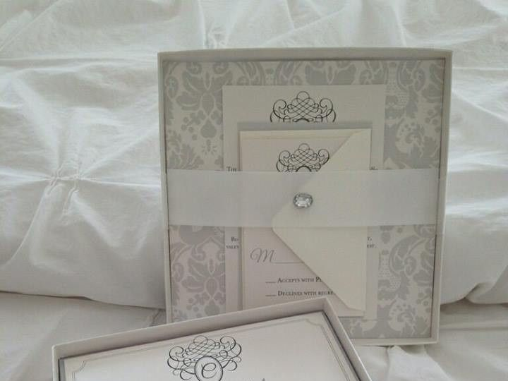 Tmx 1450283434245 1025511453544632990623243092258666592356n Chester, NJ wedding invitation