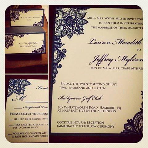 Tmx 1476726056848 138870459798653621309917458852256441911553n Chester, NJ wedding invitation