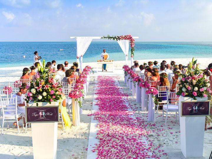 Tmx Beach Wedding 51 17448 San Francisco, California wedding band