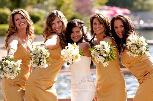 Tmx Bridesmaids 51 17448 San Francisco, California wedding band