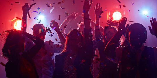Tmx Partydj Pk Confetti 51 17448 San Francisco, California wedding band
