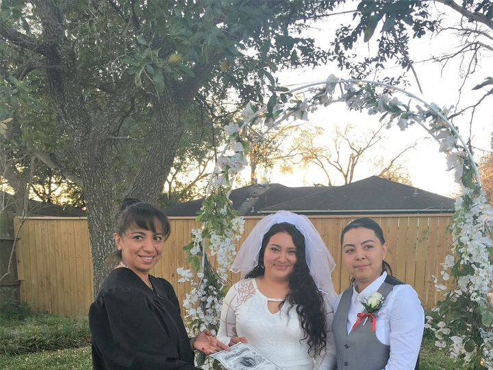 Tmx 1468984637452 Img0082 Houston, Texas wedding officiant