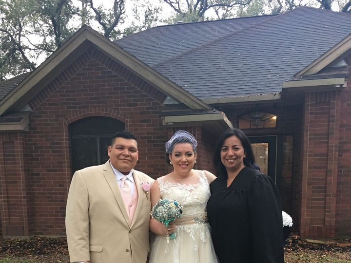 Tmx 1502161264658 Img0407 Houston, Texas wedding officiant