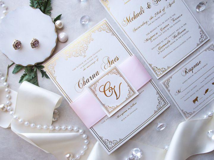 Tmx 1519531076 630aee5dbf91fd9f Untitled  28 Of 39  Hawthorne, NJ wedding invitation